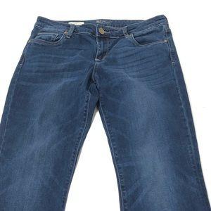 Kut from the Kloth Jeans - Women's Size 8 Kut Karen Baby Bootcut Jeans
